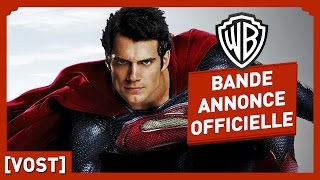 Man of Steel - Bande annonce VOST - YouTube