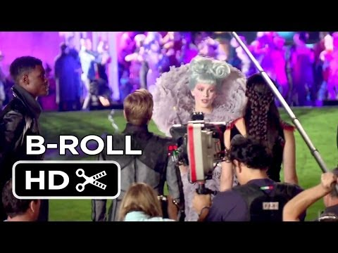 The Hunger Games: Catching Fire B-Roll