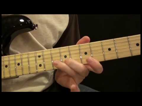 How To Bend Strings When Playing Guitar – Guitar Lesson