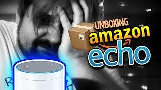 Video DIE BELEIDIGT MEIN VADDA! 🎁 Unboxing AMAZON ECHO MP3, 3GP, MP4, WEBM, AVI, FLV Februari 2017