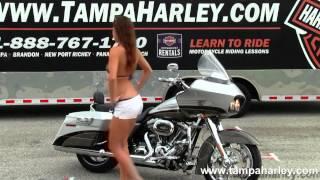 6. Used 2009 Harley-Davidson FLTRSE3 CVO Road Glide Screamin' Eagle for Sale