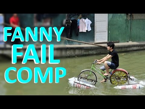 Funny Fail Huge -  Compilation 2015✔