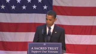 Sioux Falls (SD) United States  City new picture : Barack Obama on Veterans in Sioux Falls, SD