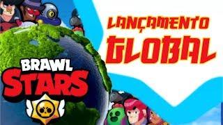 Brawl Stars Lançado Global & Torneio Oficial Valendo Gemas Com Youtubers! by Pokémon GO Gameplay
