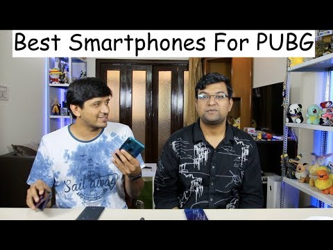 Top 6 Best Smartphones for PUBG Mobile under 20000 INR India | Hindi