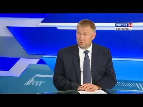 Александр Глинянов, председатель комитета физической культуры и спорта Волгоградской области