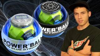 power ball Powerball Gyroscope Exerciser At CES 2012