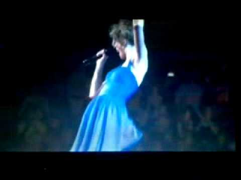 Taylor Swift's Wardrobe Malfunction