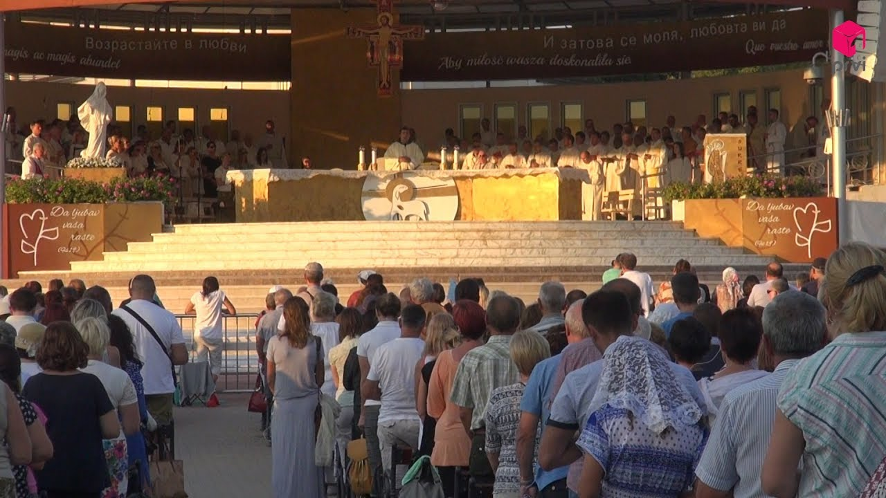 I ove godine vise tisuća hodočasnika stiglo u Međugorje