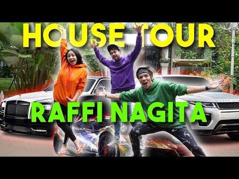 HOUSE TOUR Rumah Raffi Ahmad Nagita #AttaGrebekRumah | EPS 1 | PART 1