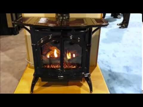 Empire Heritage Direct Vent Gas Stove
