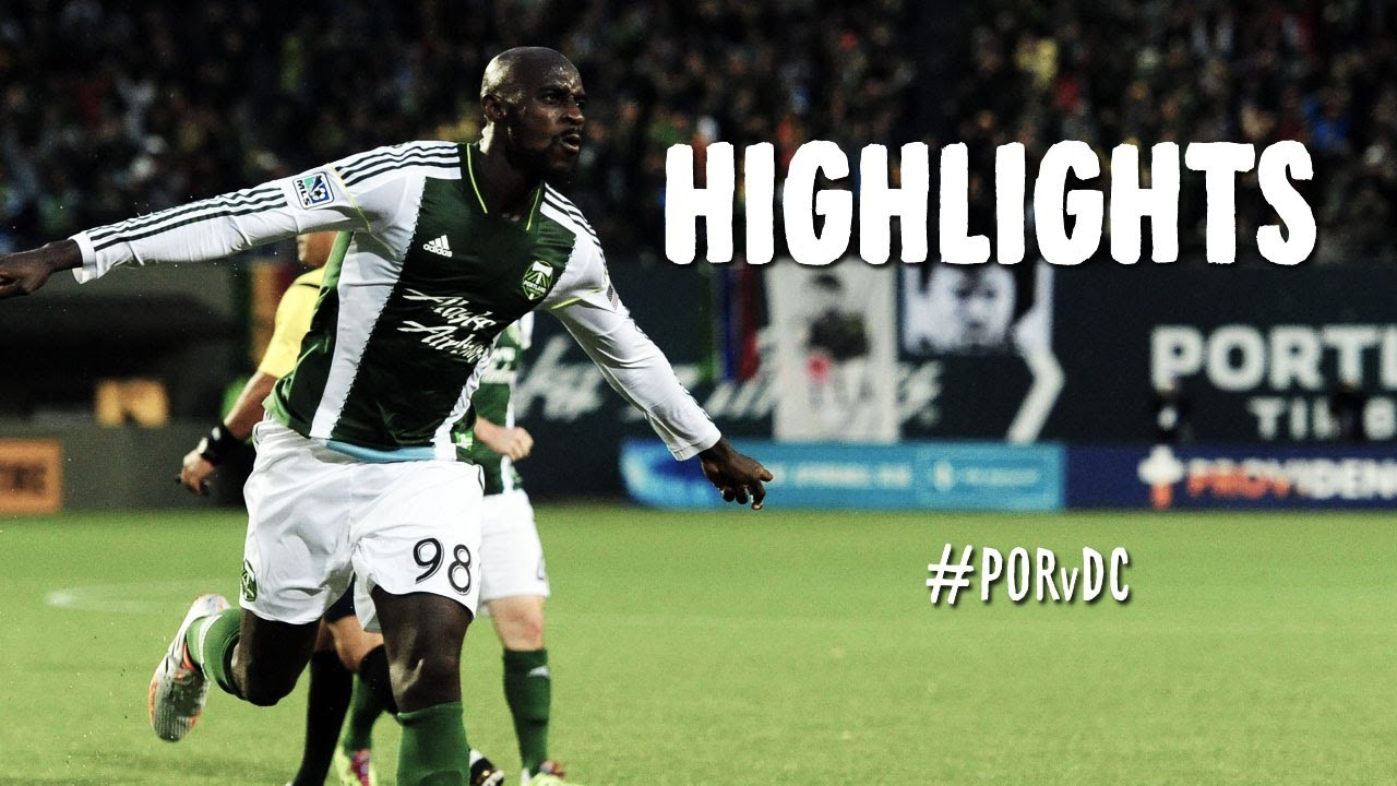 HIGHLIGHTS: Portland Timbers vs D.C. United | May 3, 2014