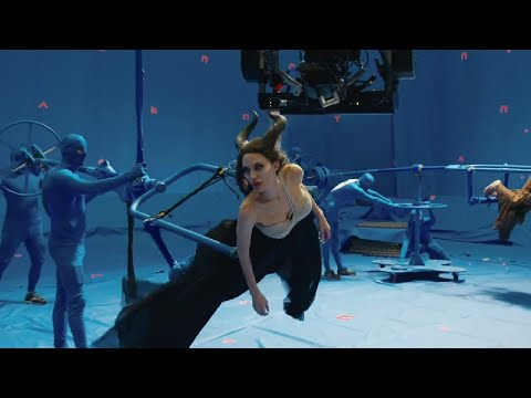 Maleficent: Mistress of Evil (2019) - Flying the Fey - Behind The Scenes