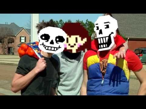 Papyrus Gets Peeved