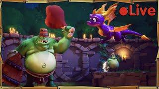 Spyro: Reignited Trilogy - • Live