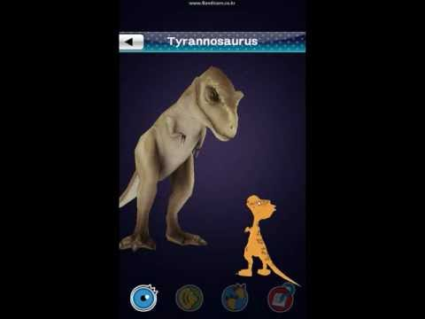Video of Allo and Dinosaur Friends
