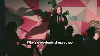 SHOUT OUT YOUR GRADE POINT AVERAGE! | Stand Up Comedy | Mike Falzone