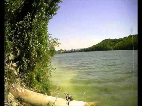 ловля рыбы смыком видео