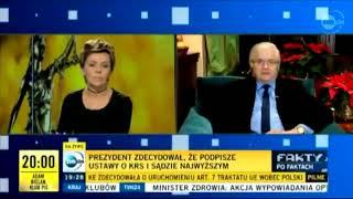 Włodzimierz Cimoszewicz‼️ Szacun  Prawda o Czarnecki'm i całej SEKCIE