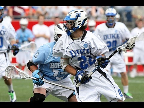 Ned Crotty Duke Lacrosse 2009