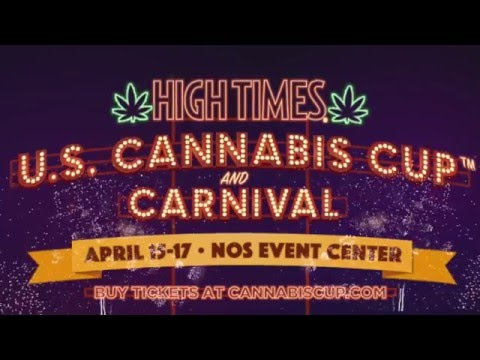 Coming Soon: The 2016 HIGH TIMES U.S. Cannabis Cup and Carnival