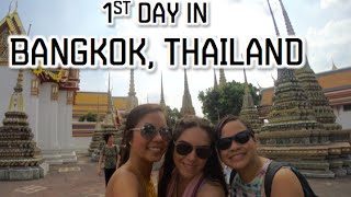 Bangkok Thailand  City pictures : 1st Day in Bangkok, Thailand- January 13, 2016 | Kimmyonaquest Vlogs