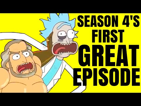 The Genius Return of Rick & Morty: Season 4's Best Episode