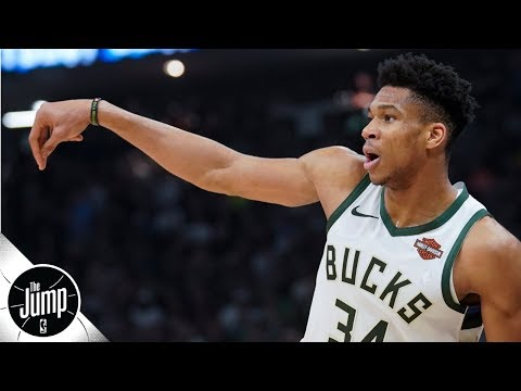 Video: Watch out for the Bucks, because 'they're not done' making moves - Brian Windhorst | The Jump