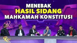Video Menebak Hasil Sidang MK | Adu Bukti di Mahkamah Konstitusi - ROSI (5) MP3, 3GP, MP4, WEBM, AVI, FLV Juni 2019