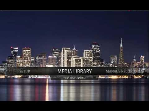 MythTV 0.25 Animations