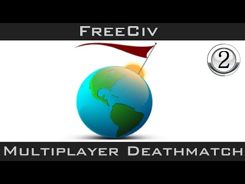 FreeCiv Multiplayer - \