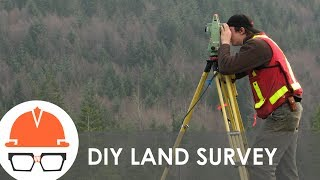 Video How does land surveying work? MP3, 3GP, MP4, WEBM, AVI, FLV September 2018