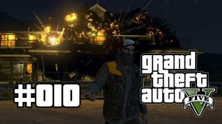 GTA 5 [Deutsch][HD+] #010 - Trevor Reitet In Los Santos Ein ● Grand Theft Auto V