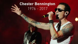 """""""Heartbroken"""" and """"shocked"""" bandmates have been paying tribute to Linkin Park singer Chester Bennington, who has died aged 41 in a suspected suicide. Report by Nikhita Chulani."""