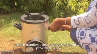 Greenway Smart stove user Guide Video