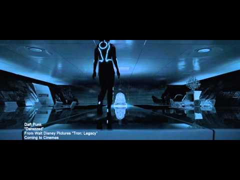 Music Video: Daft Punk &#8211; Derezzed (From TRON: Legacy)