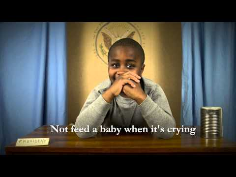 Kid President talks to TED