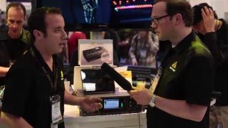Live from NAMM 2013: BEHRINGER X32 Rack