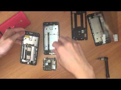 Как заменить стекло на zenfone 5