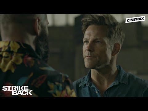 Strike Back | Official Clip - Season 7 Episode 9 | Cinemax