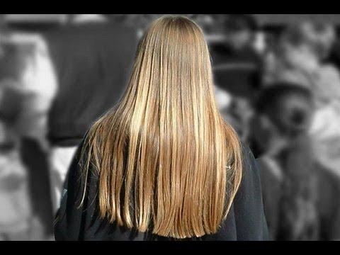 Como cortar las puntas del cabello rectas