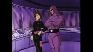 """Os Defensores da Terra"""" junta na mesma série três heróis da banda desenhada, Flash Gordon , o Fantasma e o Mandrake."""
