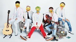 Video BIGBANG(빅뱅) - Try Not To Laugh Challenge MP3, 3GP, MP4, WEBM, AVI, FLV Juli 2018