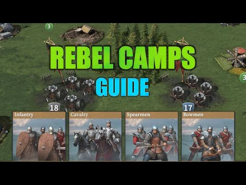 Rebel Camps Guide - Game of Thrones Mobile