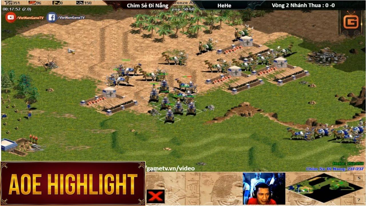 AOE HighLights - Sự bất lực của Hehe khi đối đầu với người thủ nhà hay nhất Việt Nam