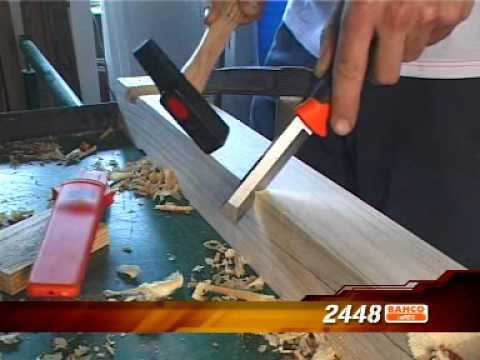 Bahco Ciseau à bois multi-usage