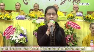 Ca khúc: Người Thầy do bé Ngọc Anh trình bày nhân ngày Nhà giáo Việt Nam 20-11-2016