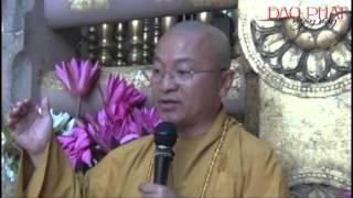 Phật tử cần tu tập những gì - TT.Thích Nhật Từ
