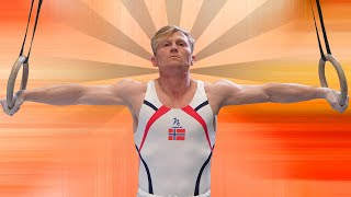 Gymnast try Climbing by Magnus Midtbø