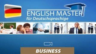 Geschäftsenglisch - Videokurs YouTube video
